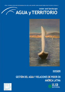 View No. 15 (2020): Water management and power relations in Latin America