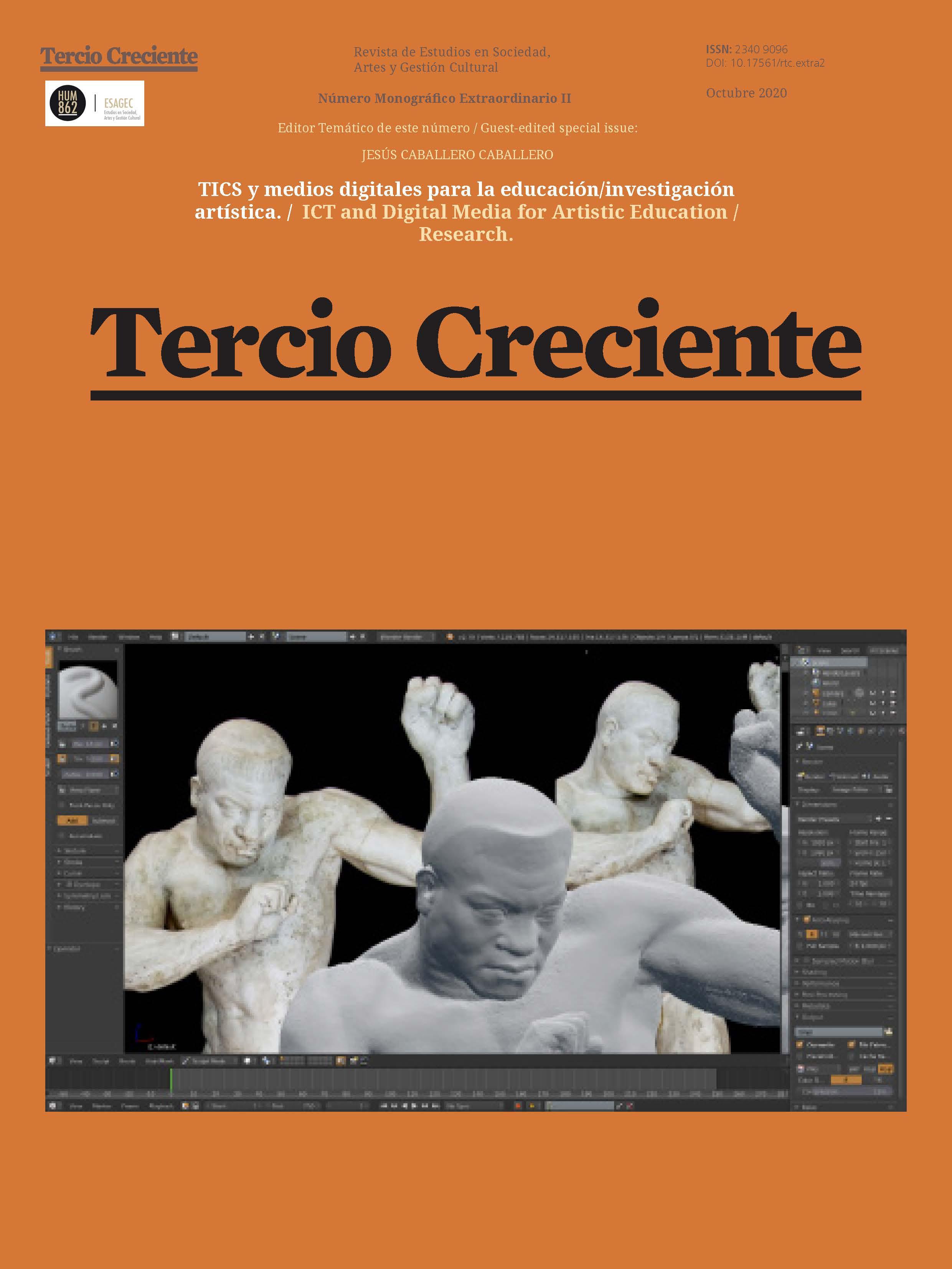 Ver Monográfico Extraordinario II (2020): Tics y Medios Digitales para la Educación/Investigación artística.