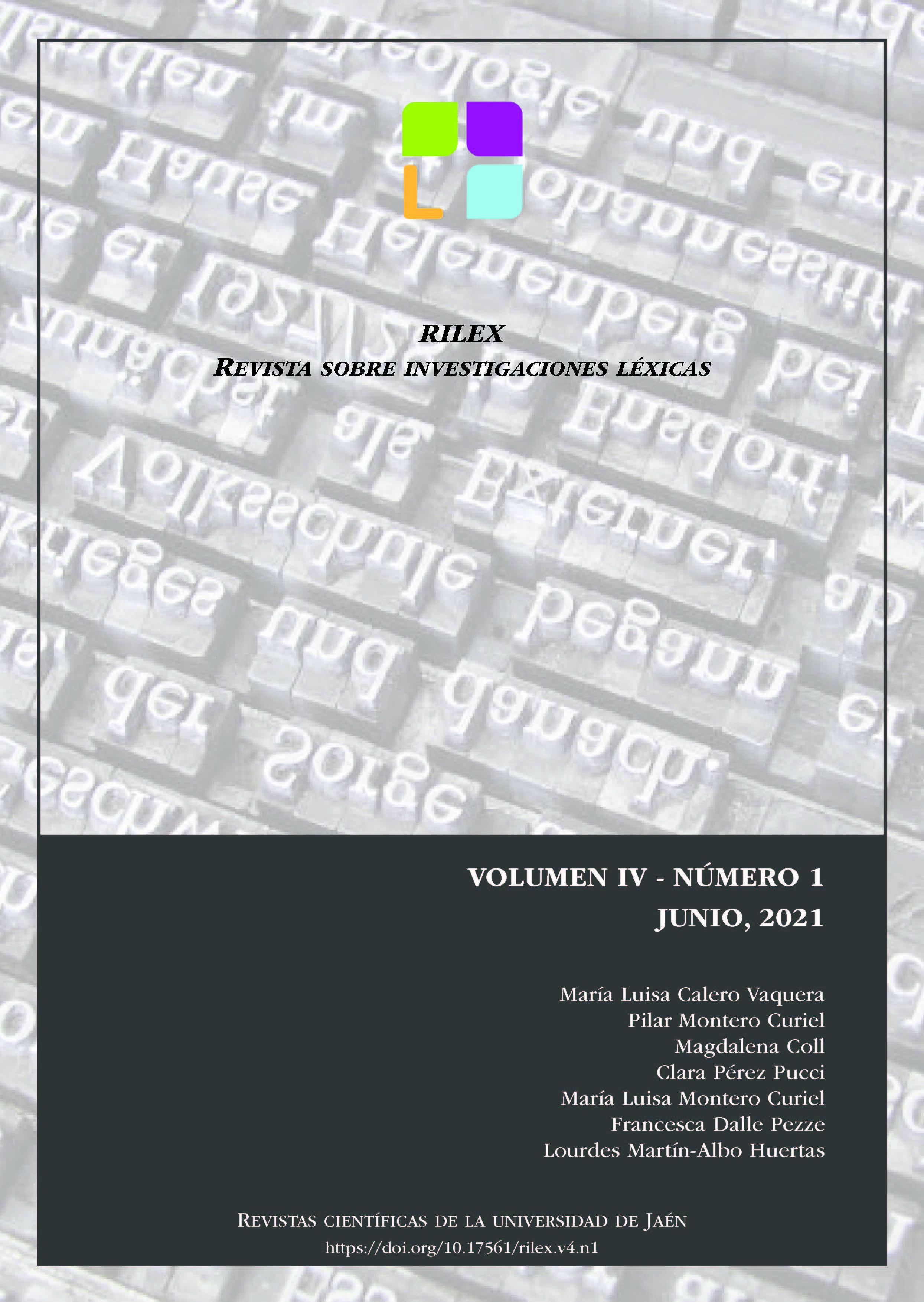Ver Vol. 4 Núm. 1 (2021)