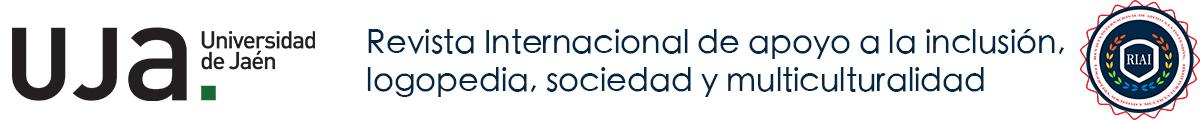 Revista Internacional de apoyo a la inclusión, logopedia, sociedad y multiculturalidad
