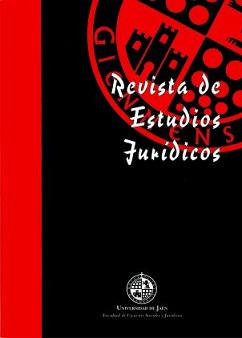 Revista Estudios Jurídicos