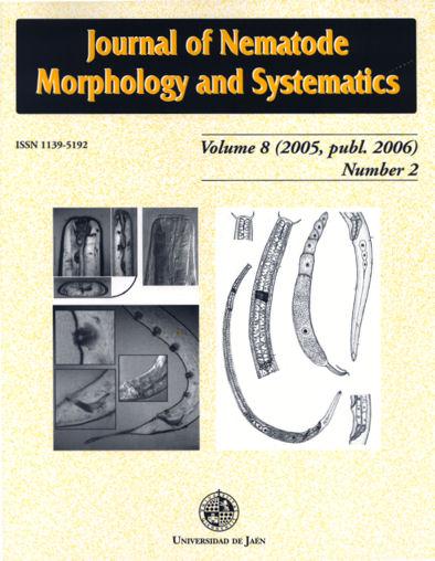 JNMS Vol 8, No 2 (2005)